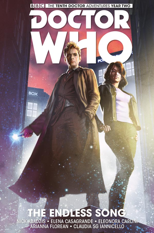 Doctor Who: The Tenth Doctor Volume 4: The Endless Song