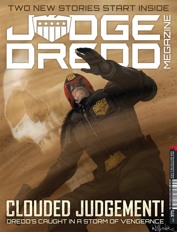 Judge Dredd Magazine 371