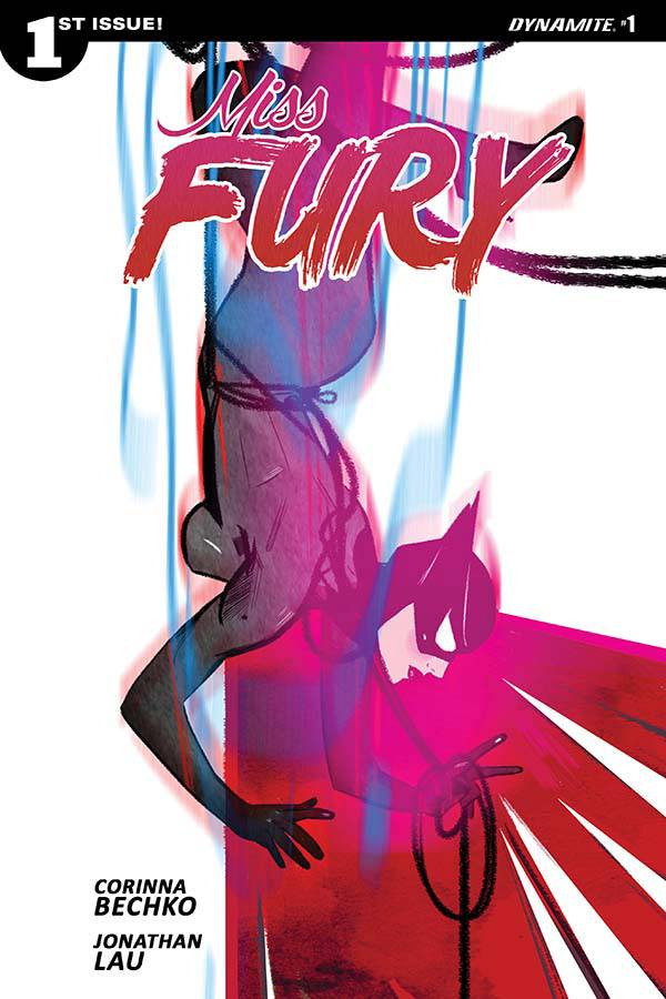 Miss Fury Volume Two #1