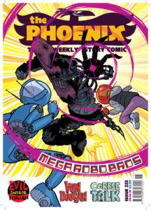 Phoenix 223 - Cover