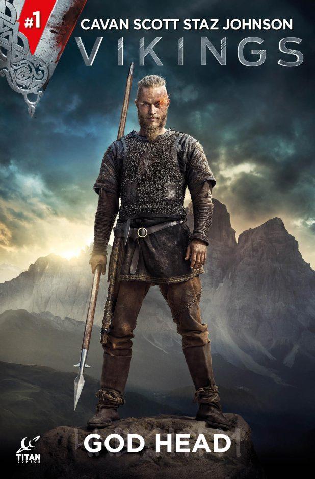 Vikings #1 Cover B - Photo