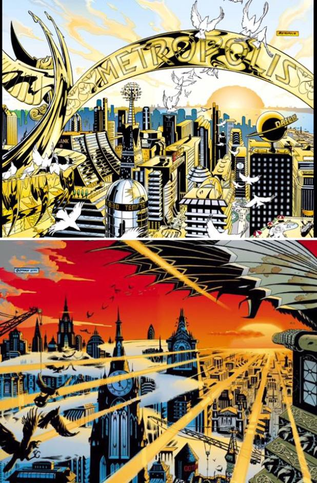 World's Finest by Dave Gibbons and Steve Rude - S1