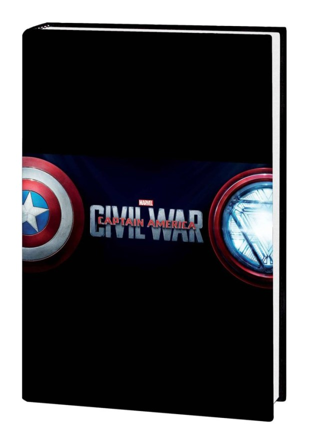 Civil War Hard Cover Movie Cover New Printing