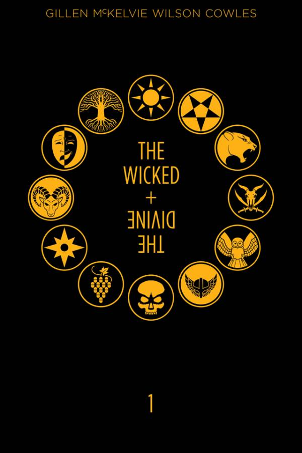 Wicked & Divine Hard Cover Volume 1 Year One