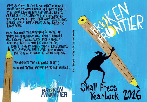 Broken Frontier Small Press Year Book 2016