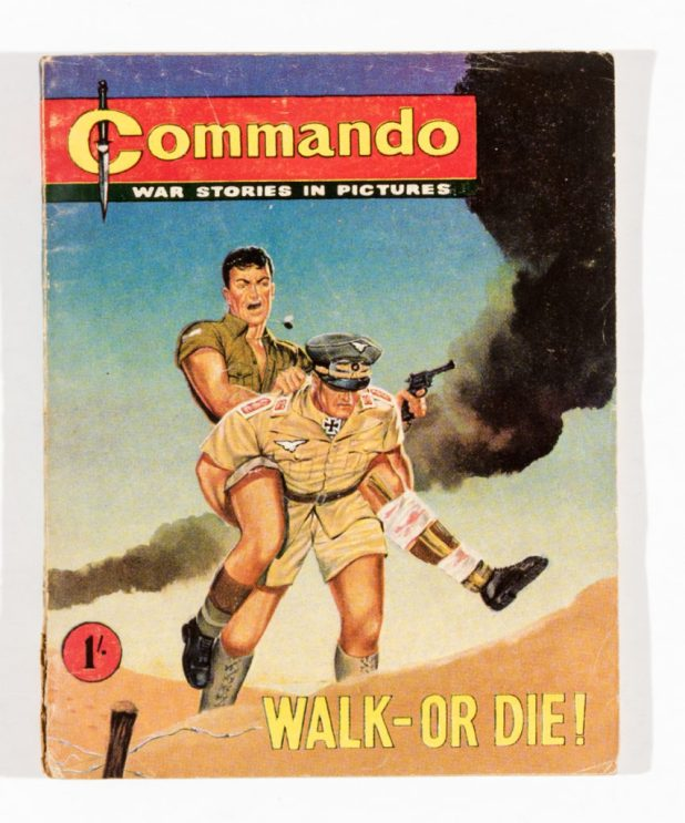 Commando Issue 1