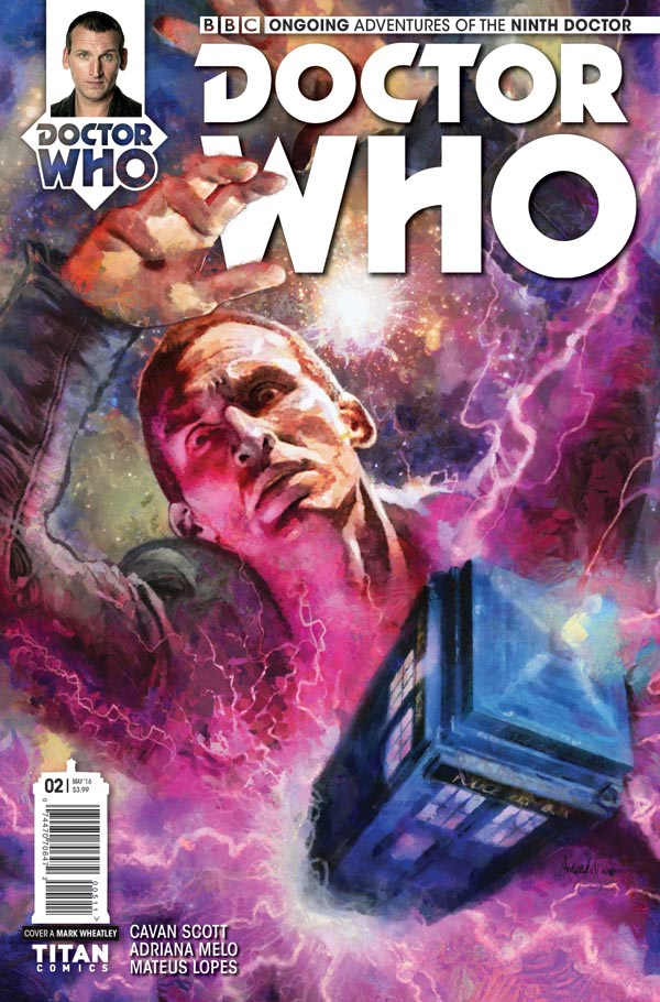 Doctor Who: The Ninth Doctor #2 Cover A