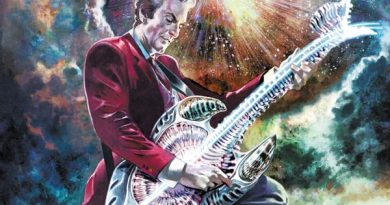 Doctor Who: The Twelfth Doctor Year Two #6 - Cover A by Steve Pugh