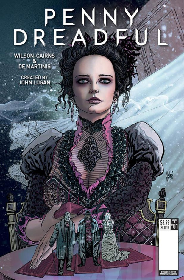 Penny Dreadful #1 - Cover A