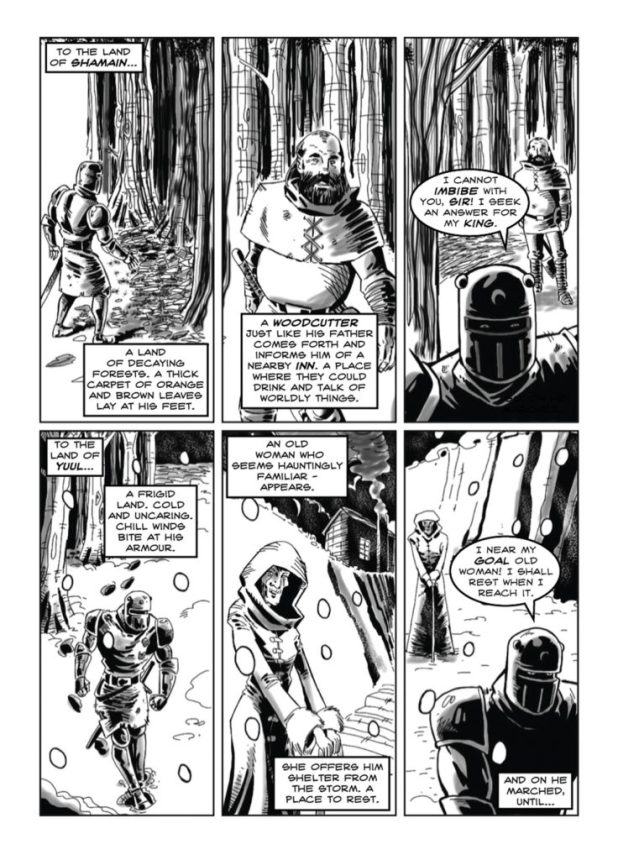 The Journey - Page Three