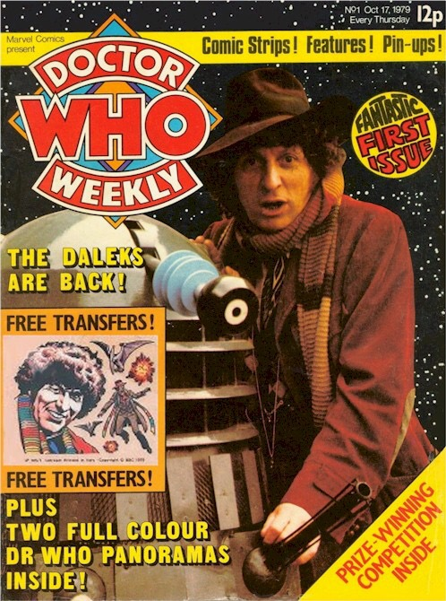 Doctor Who Weekly #1