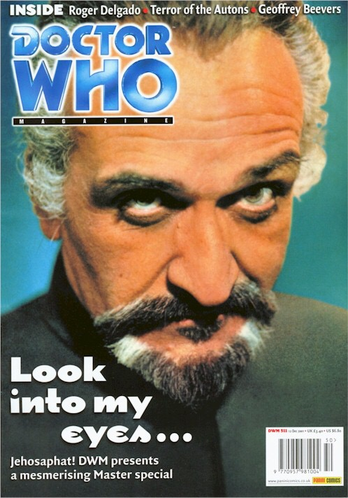 Doctor Who Magazine Issue 311