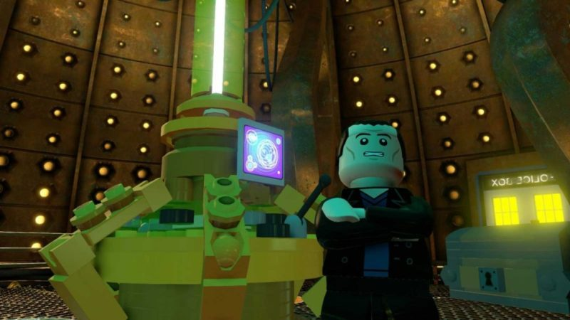 Doctor Who - LEGO Dimensions - The Ninth Doctor