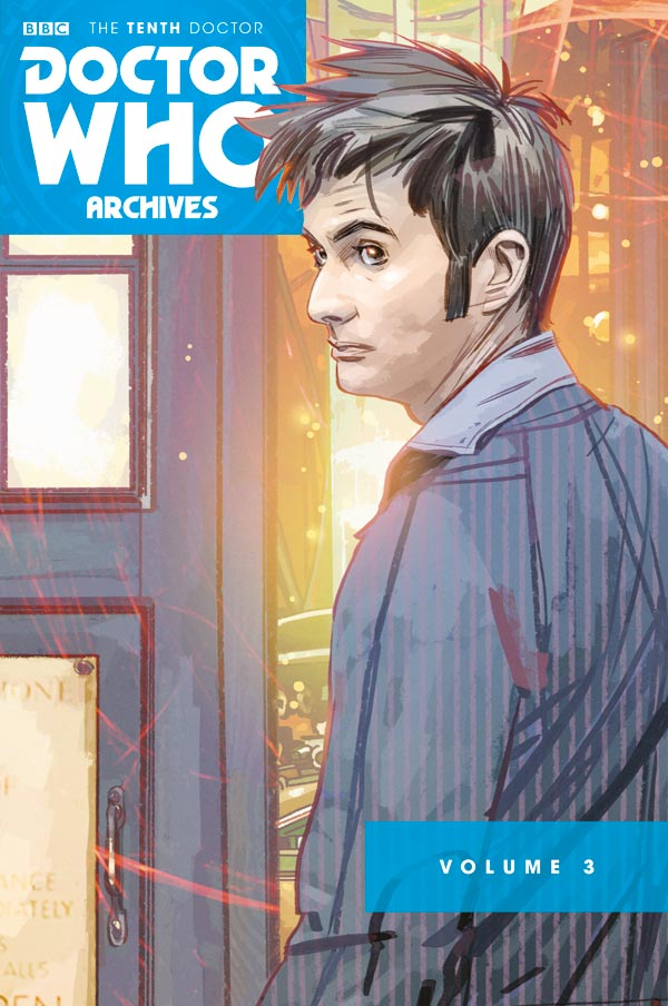 Doctor Who: The Tenth Doctor Omnibus Volume 3