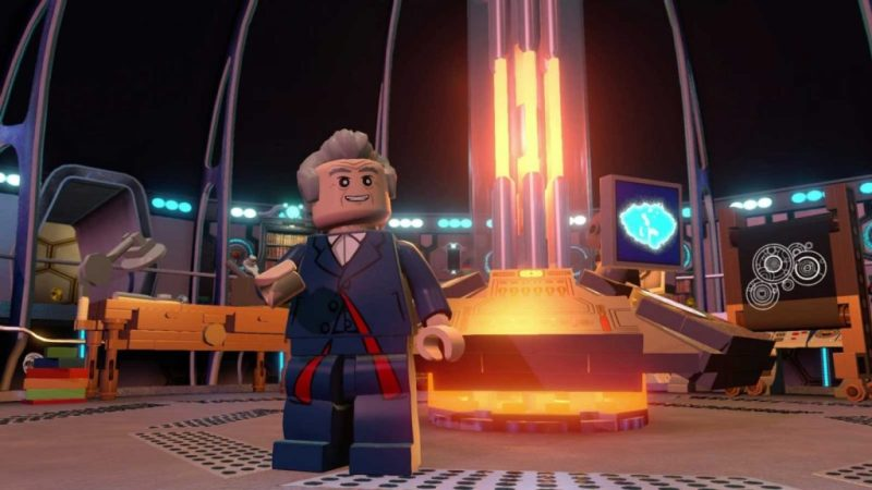 Doctor Who - LEGO Dimensions - The Twelfth Doctor