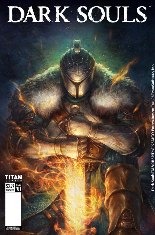 Dark Souls #2 - Cover A