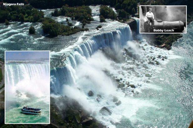 Leonard Matthews Part 11: Niagara-Falls