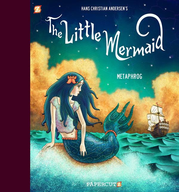 Metaphrog Little Mermaid Cover