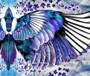 Art of Flying by Sandy Gardner