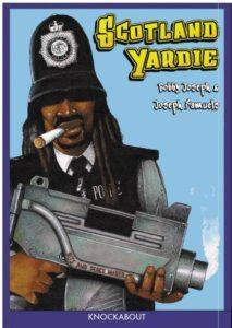Scotland Yardie - Cover
