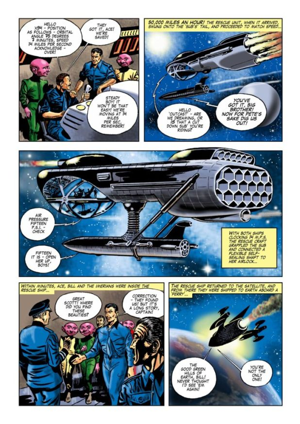Space Ace Volume 6 - Collectors from Space Page 23