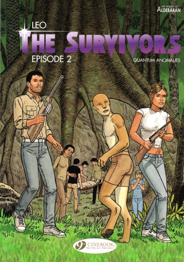 Survivors 2 Cover001
