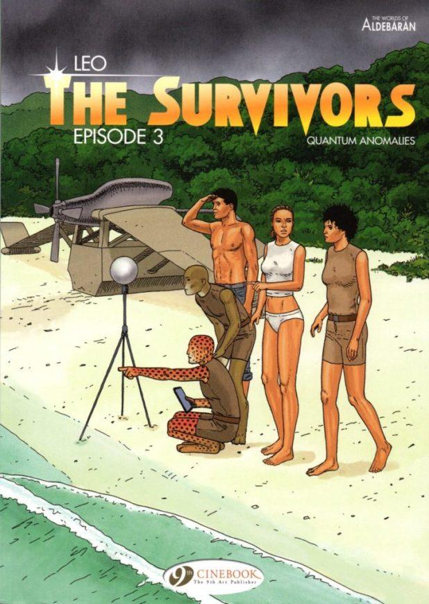 Survivors 3 Cover