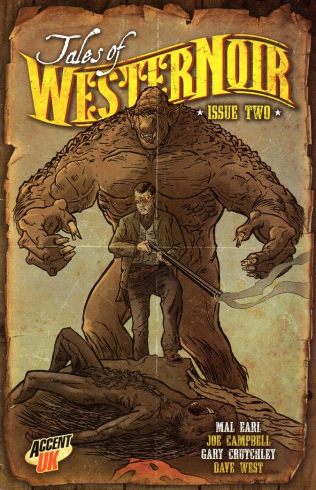 Tales WesterNoir 2 Cover