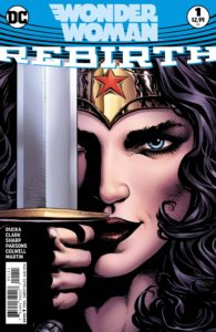 Wonder Woman - Rebirth #1