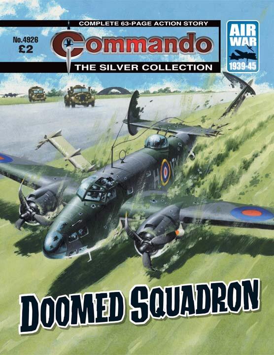 Commando 4926 - Doomed Squadron