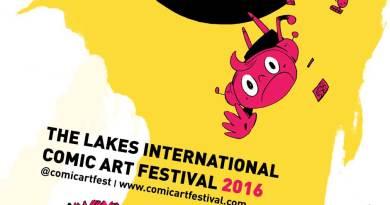 Lakes International Comic Art Festival 2016 Art SNIP