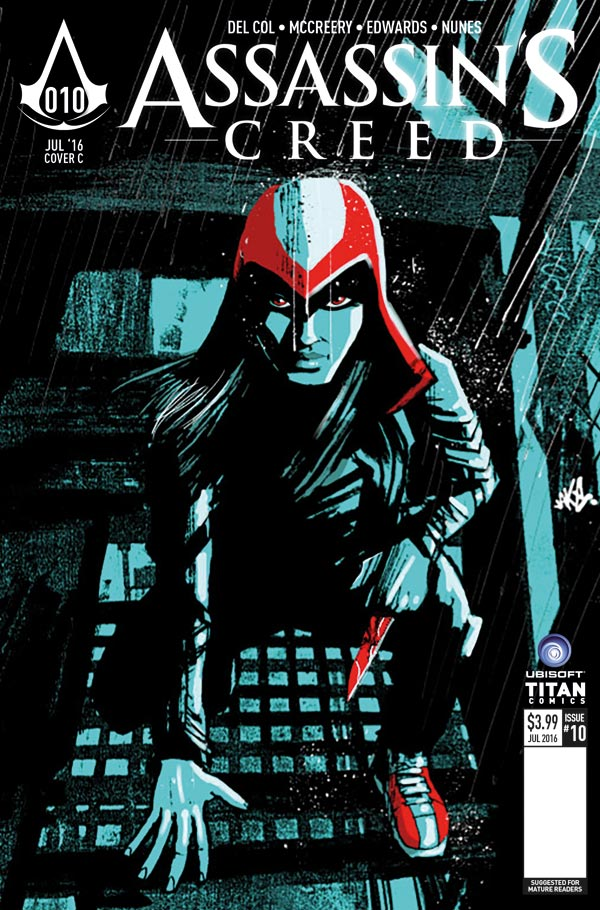 Assassin's Creed: Assassin's #10 - Cover A