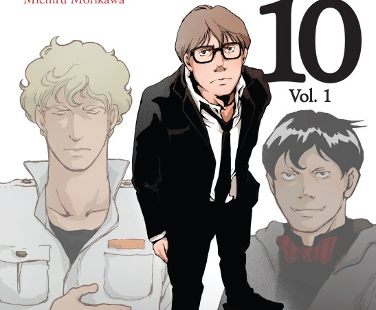 "Sean Michael Wilson and Michiru Morikawa out to Challenge with ""Breaking The Ten"""