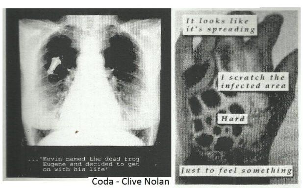 Coda - Clive Nolan