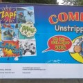 Comics Unstripped - Poster