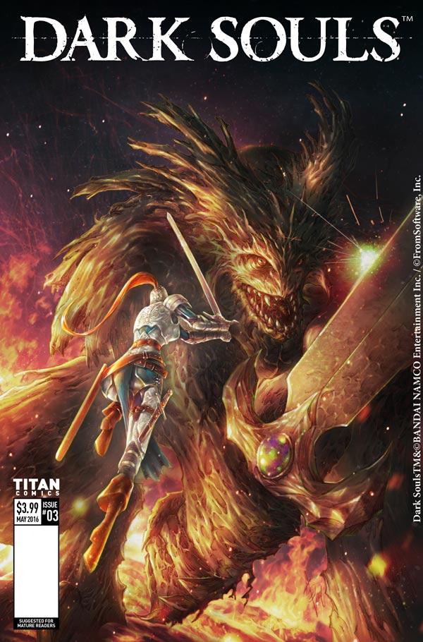 Dark Souls #3 - Cover_A
