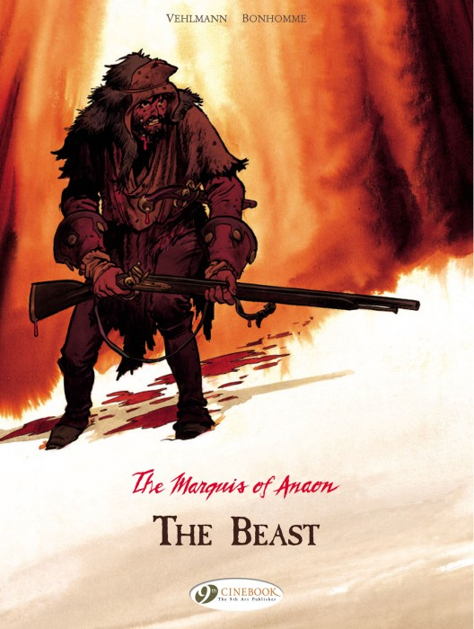 Marquis of Anaon Volume 4: The Beast