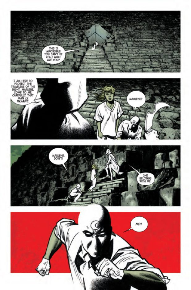 Moon Knight #5 (2016) - Preview 2