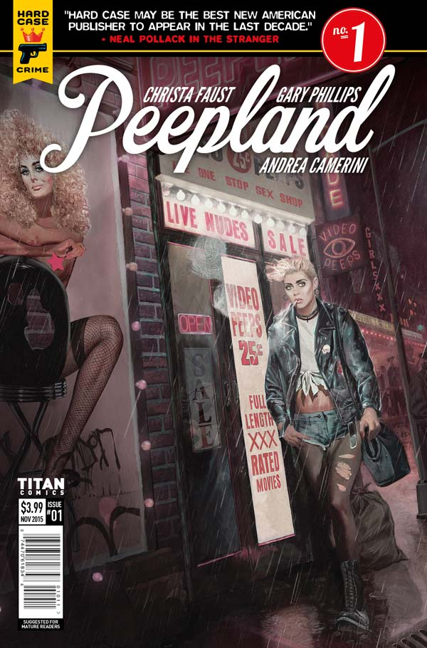 Peepland #1 Cover A: Fay Dalton