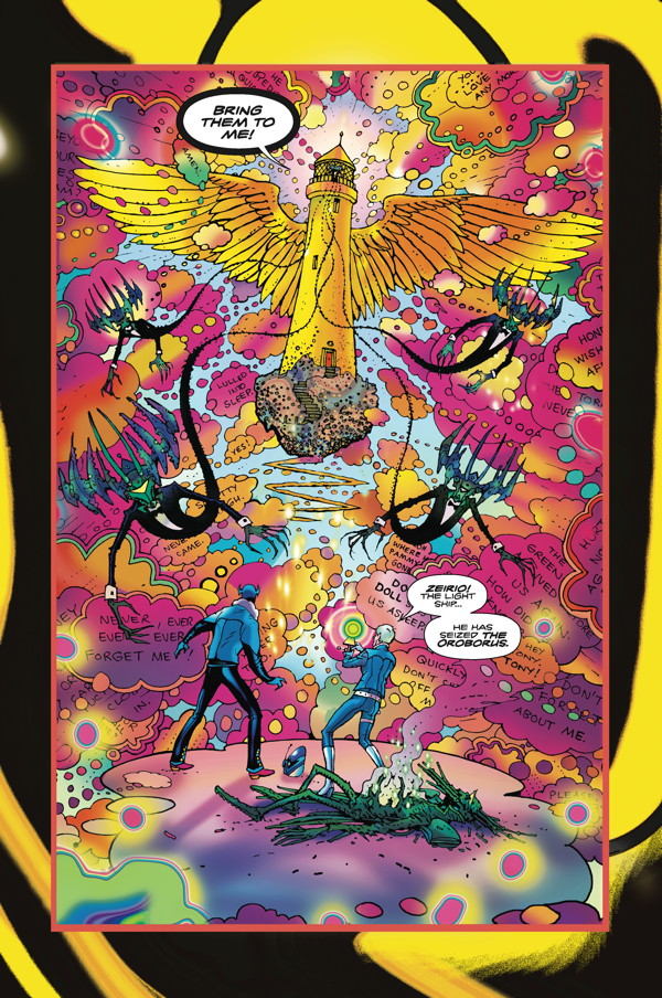 The Dream Gang TPB Preview Page 8