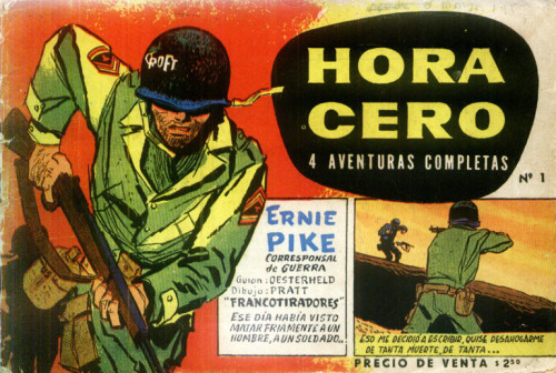 Hora Cero Issue 1, published in 1957