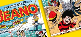 All Aboard for The Beano! Free DFDS Giveaway comic released
