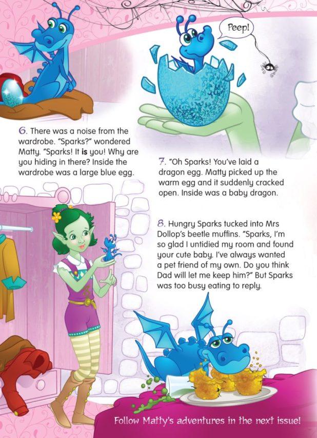 The Goblin Princess (Sparkle World)