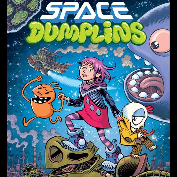 Space Dumplins by Craig Thomspson