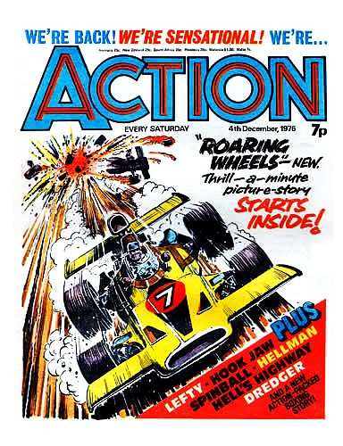 Action - cover date 4th December 1976