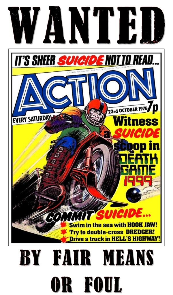 Wanted: Action 37