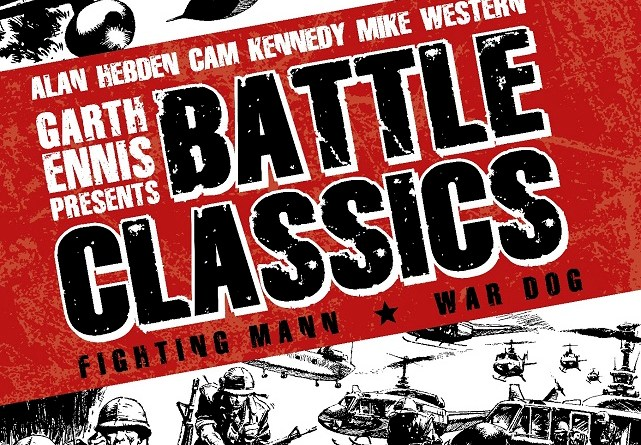 Battle Classics: Fighting Mann - War Dog