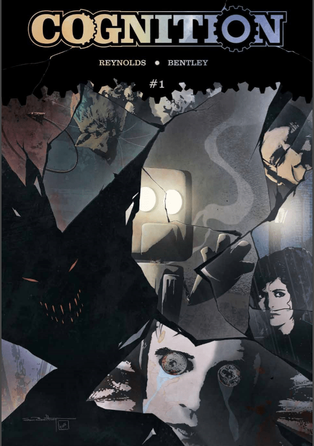 Cognition Issue One - Cover