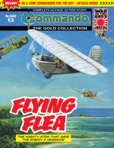 Commando No 4940 – Flying Flea