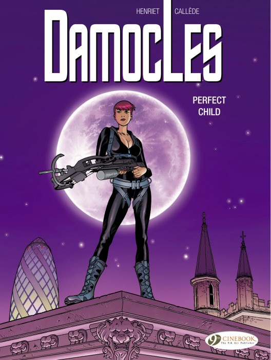 Damocles Volume 3: Perfect Child